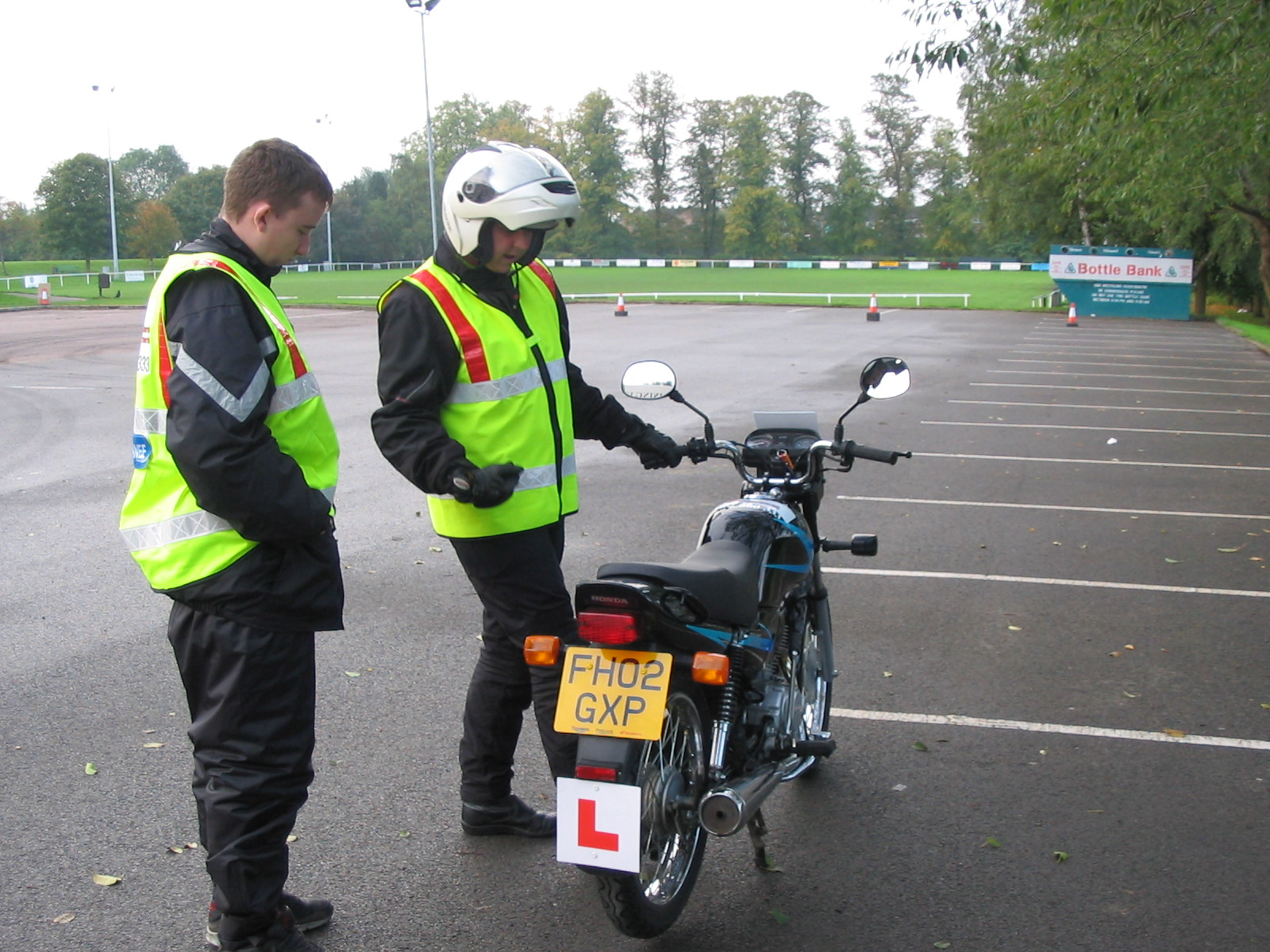 Leicestershire Motorcycle Training Cbt