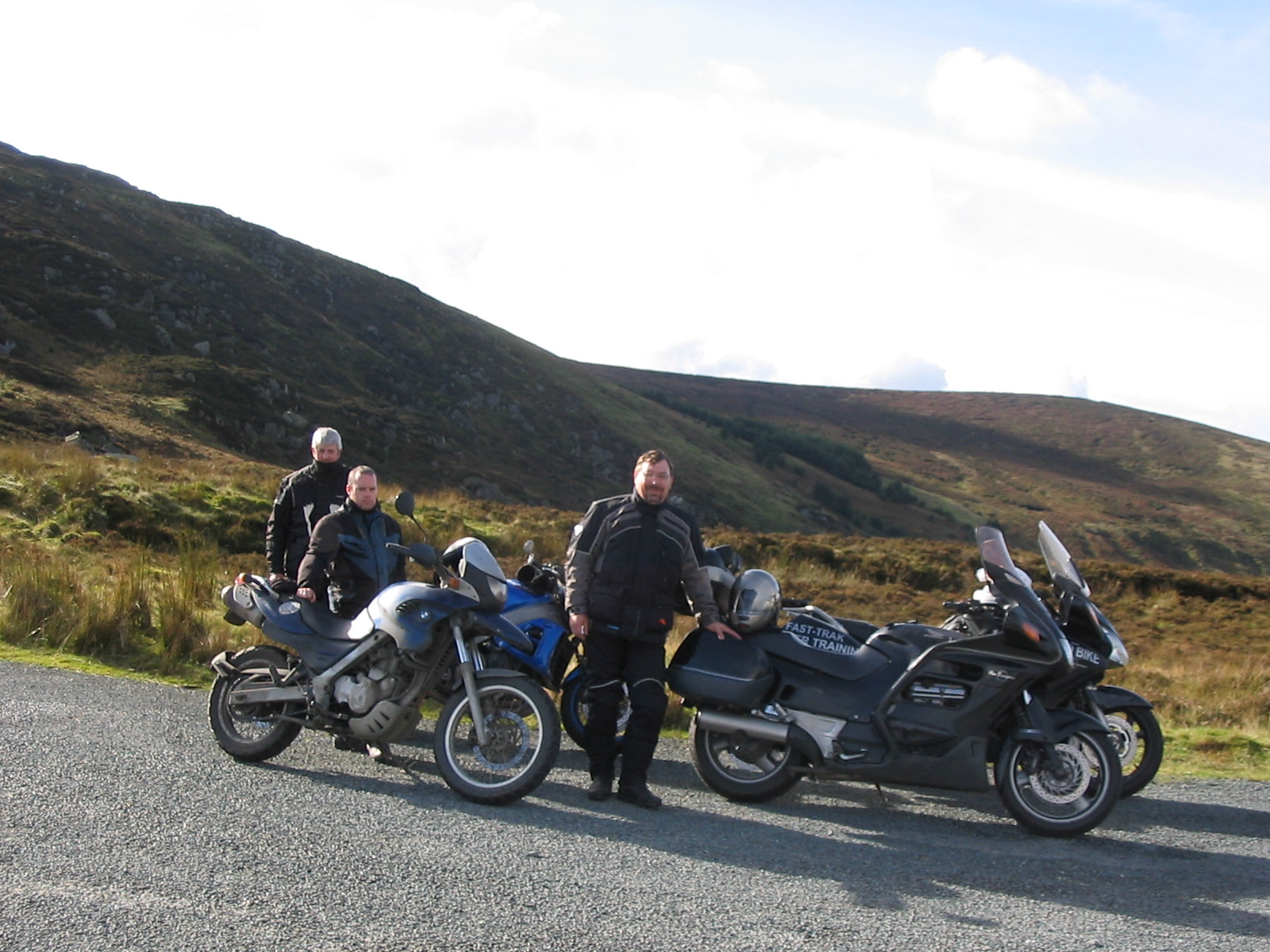 Leicestershire Motorcycle Training Advanced Training